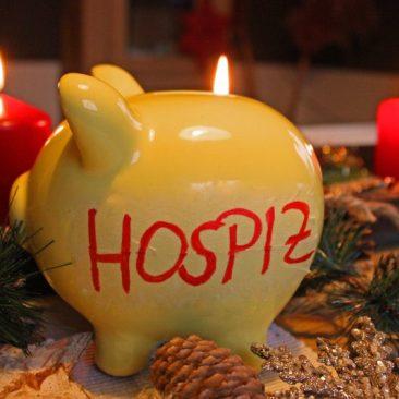 Zu Weihnachten an kranke, sterbende und trauernde Menschen gedacht