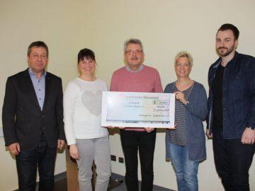 Gesangverein Thalhausen unterstützt Hospizarbeit