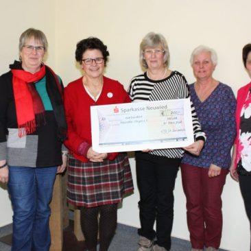 Katholische Frauengemeinschaft Niederbieber unterstützt Hospizarbeit